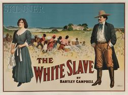 American School, 20th Century      The White Slave